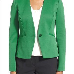 Jackets & Blazers - Classiques Entier Green Blazer